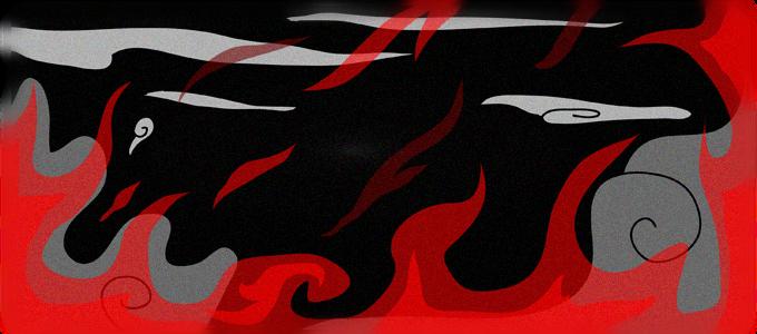 火之迦具土神
